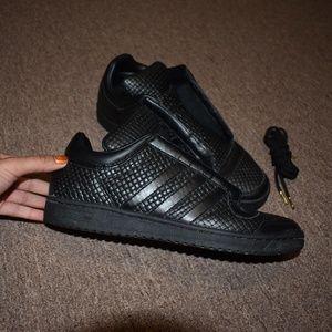 Adidas SuperStar Original Basket Weave Sneakers